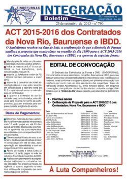 ACT 2015-2016 dos Contratados