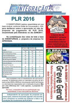 PLR 2016